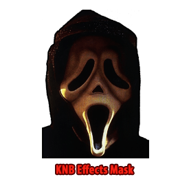 knb effects ghost mask