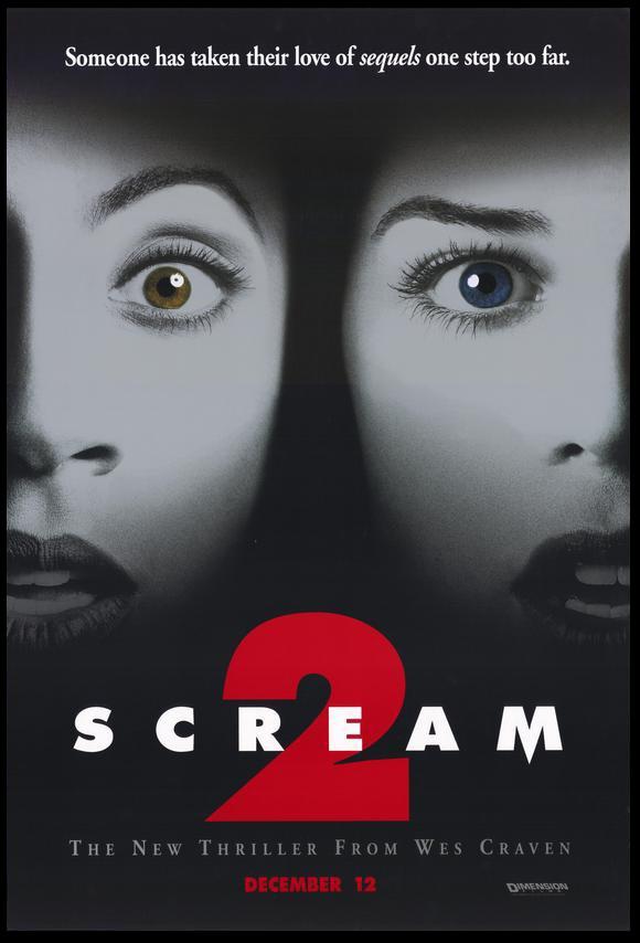 Scream 2 Movie Info - GhostFace.co.uk - Ghostface-The icon of Halloween ...