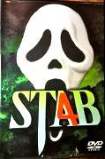 Stab 4 poster dvd prop