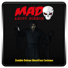 Collectors Edition GhostFace Zombie Costume