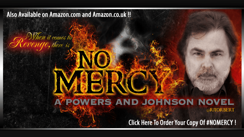 Order your copy of RJ Torbert's New Novel.. NO MERCY!