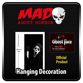 GhostFace Hanging Decoration