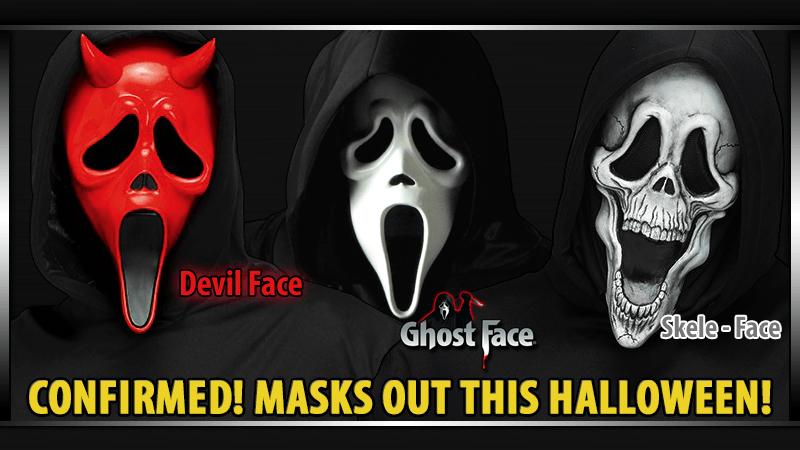 Devil Face and Skele-Face Confirmed