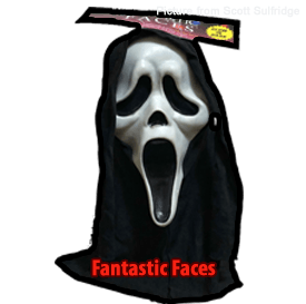 Fantastic Faces Ghostface