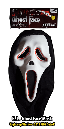 EL GhostFace Mask