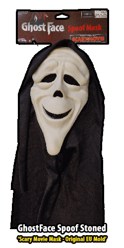 GhostFace Spoof Mask Stoned
