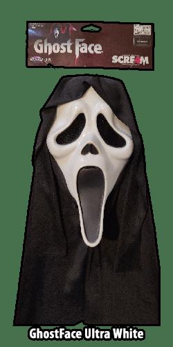 GhostFace Ultra White Mask