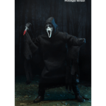 GhostFace Prototype Fall 2020 Bloody Mask