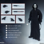 Sideshow Collectibles Sixth Scale GhostFace Figure