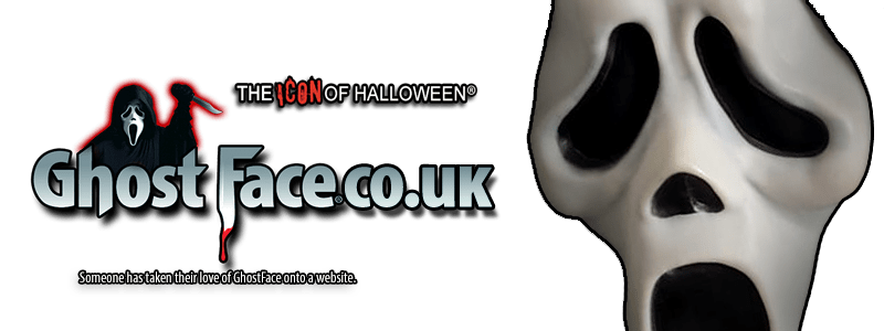 GhostFace.co.uk – Ghostface-The icon of Halloween.com | The Site of GhostFace®